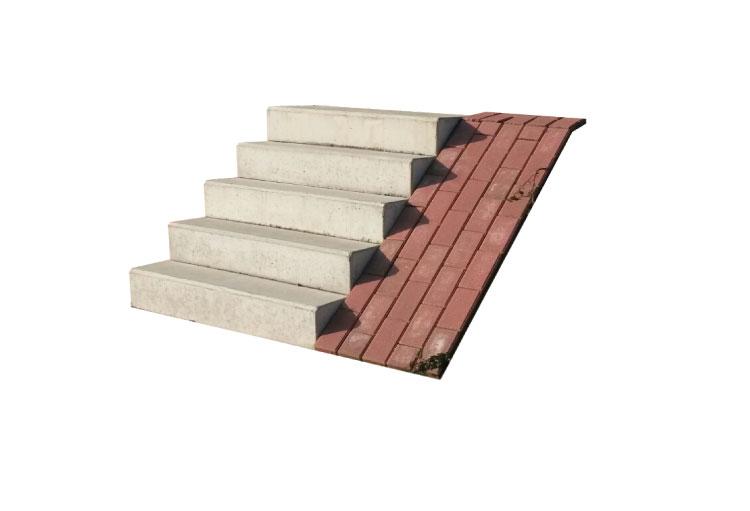 traptreden