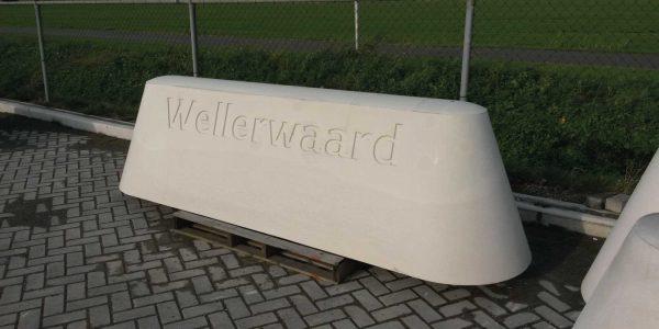 TOEGANGSPOORT WELLERWAARD