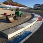 Prefab Curbstones TT circuit Assen