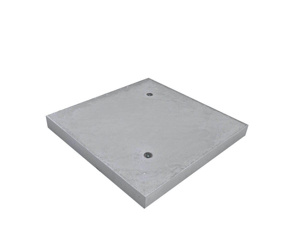 betondeksel dicht