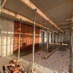 Metselwerk interieur
